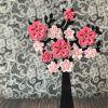 ソープカービング 教室 東京 フルーツカービング 桜 サクラ さくら アレンジ