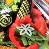 フルーツカービング 野菜 飾り切り ソープカービング 教室 東京
